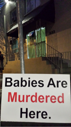 Lovejoy Surgicenter, Portland's most murderous abortion clinic.