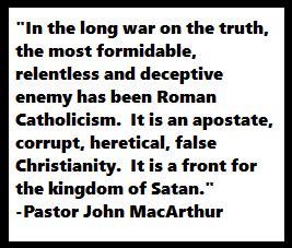 Pope -John MacArthur