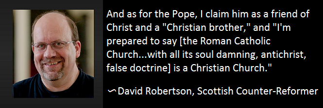 David Robertson -Scottish Counter-Reformer