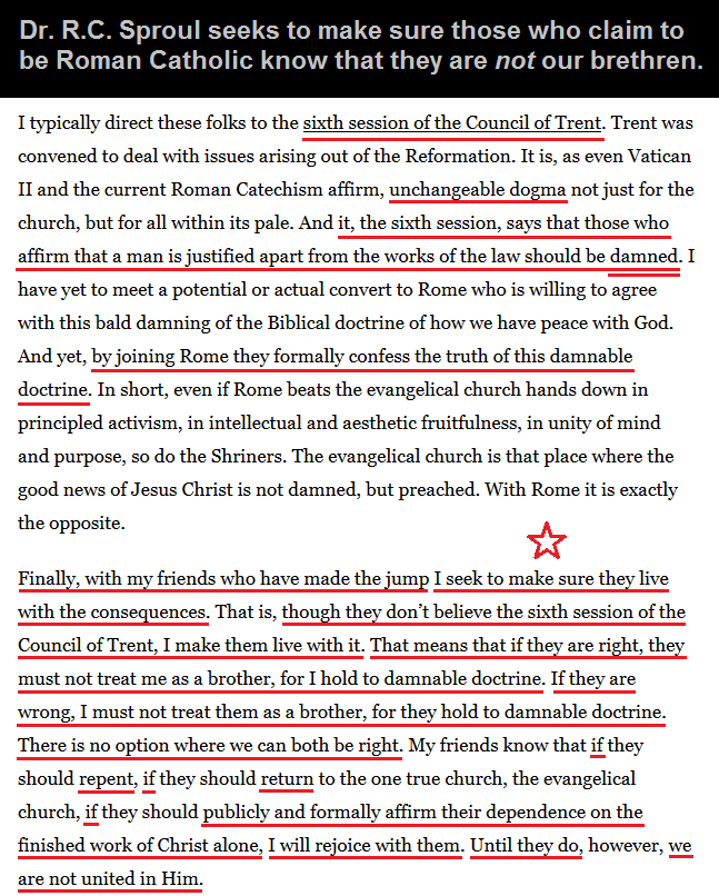 Can a Catholic be a Born-Again Christian? - Biblical Church